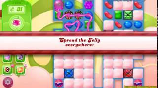 Candy Crush Jelly Saga Level 1690 (No boosters)