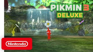 Pikmin 3 Deluxe - Accolades Trailer - Nintendo Switch