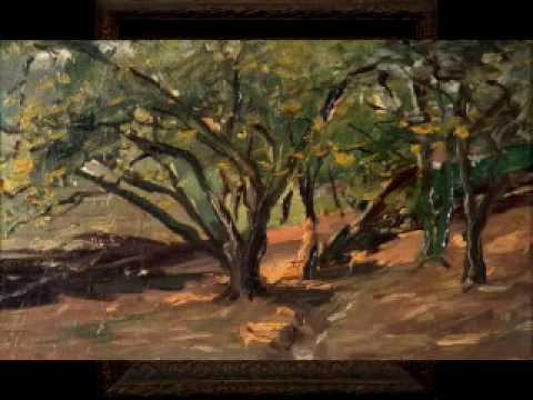 Garnik Manoian 1915 - 1993 video artgallery Armenian Artist