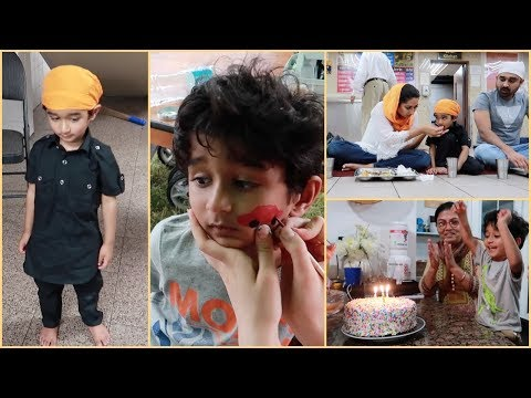 Himmats Birthday Vlog || Am I Vegetarian || Brownbeautysimor