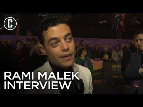 Rami Malek on Oscar Buzz and Playing Freddie Mercury Mp3