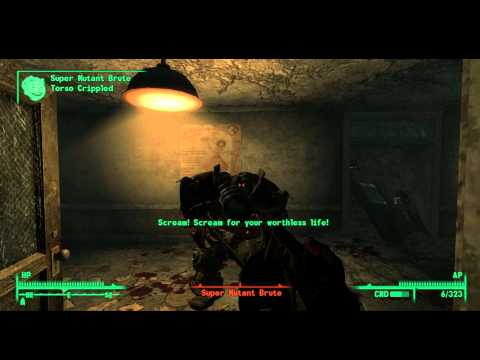 Let's Play Fallout 3 p66: Our Lady of Hope Hospital
