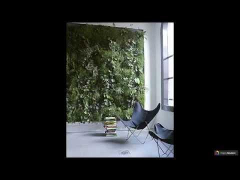 Декор стен своими руками: 64 преображения