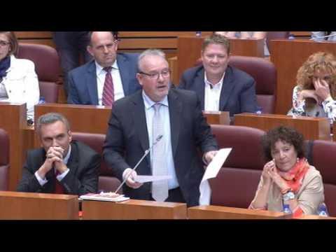 Intervención de José F. Martín, Sector Agrario CyL - Pleno 20/09/2016
