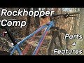 Checking out the 2019 Specialized Rockhopper Comp 29er - Features and Weight