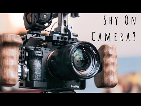 Talk like a Pro on Camera - Overcoming camera shyness