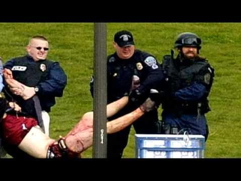 Va. Tech Broke Fed. Law in '07 Shooting - YouTube