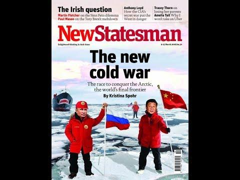 明居正教授論新冷戰時代已經開始