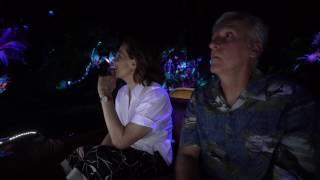 Sigourney Weaver & James Cameron Riding Na