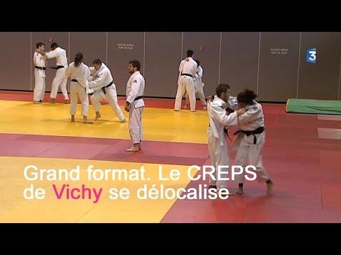 Le CREPS de Vichy se décentralise à Ceyrat