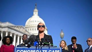 Missbrauchserfahrungen in staatlicher Obhut: Paris Hilton fordert mehr Kinderrechte