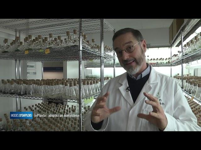 Modes d'emplois - InPlanta : adoptez un écosystème !