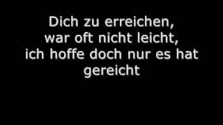 Callejon -  Es regnet (lyrics)