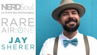 Rare Air with Jay Sherer of The Story Geeks: Traveling Man | NERDSoul