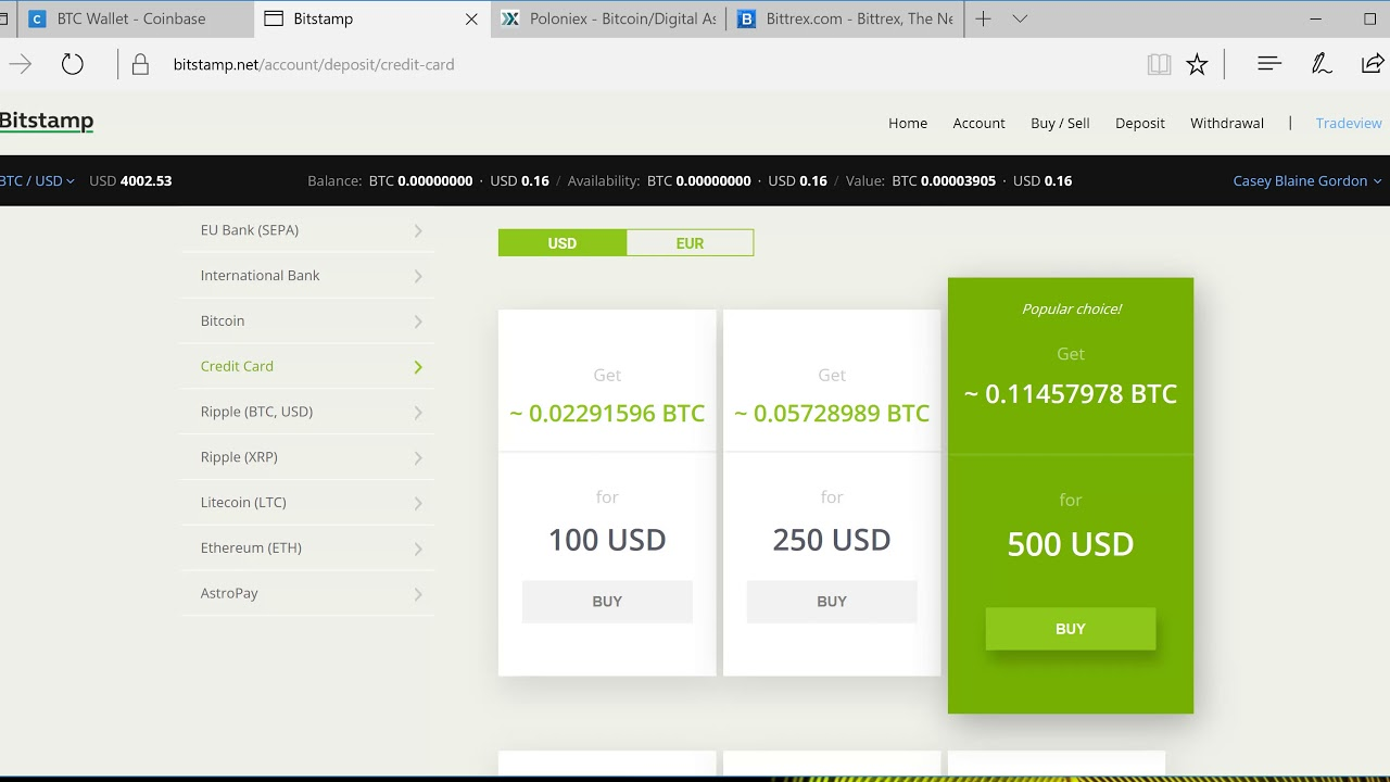 what cryptocurrency can you buy with bitstamp