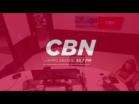 CBN Campo Grande com Ingrid Rocha (05/02/2020)
