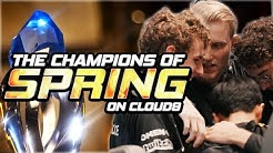 How Cloud9 became CHAMPIONS of the SPRING SPLIT! | On Cloud9 S4: The Story of LCS 2020 Spring Split