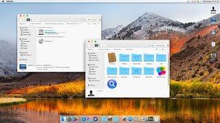 macOS High Sierra Skin Pack for Windows 10/8.1/7
