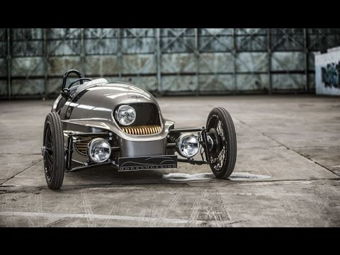 Morgan Ev3 All Electric Car Revealed