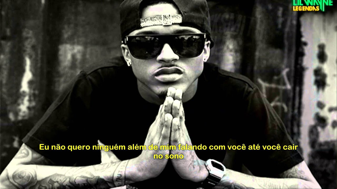 Download August Alsina Feat Lil Wayne - Kissin My Tatoos Legendado