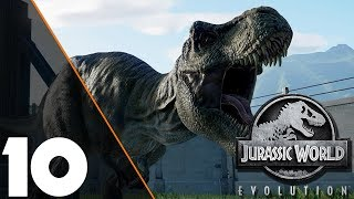 Archiwum: Jurassic World: Evolution #10