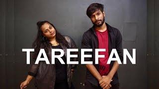 Tareefan | Deepak & Yashna Dance Choreography | Beginner | Veere di Wedding | Badshah