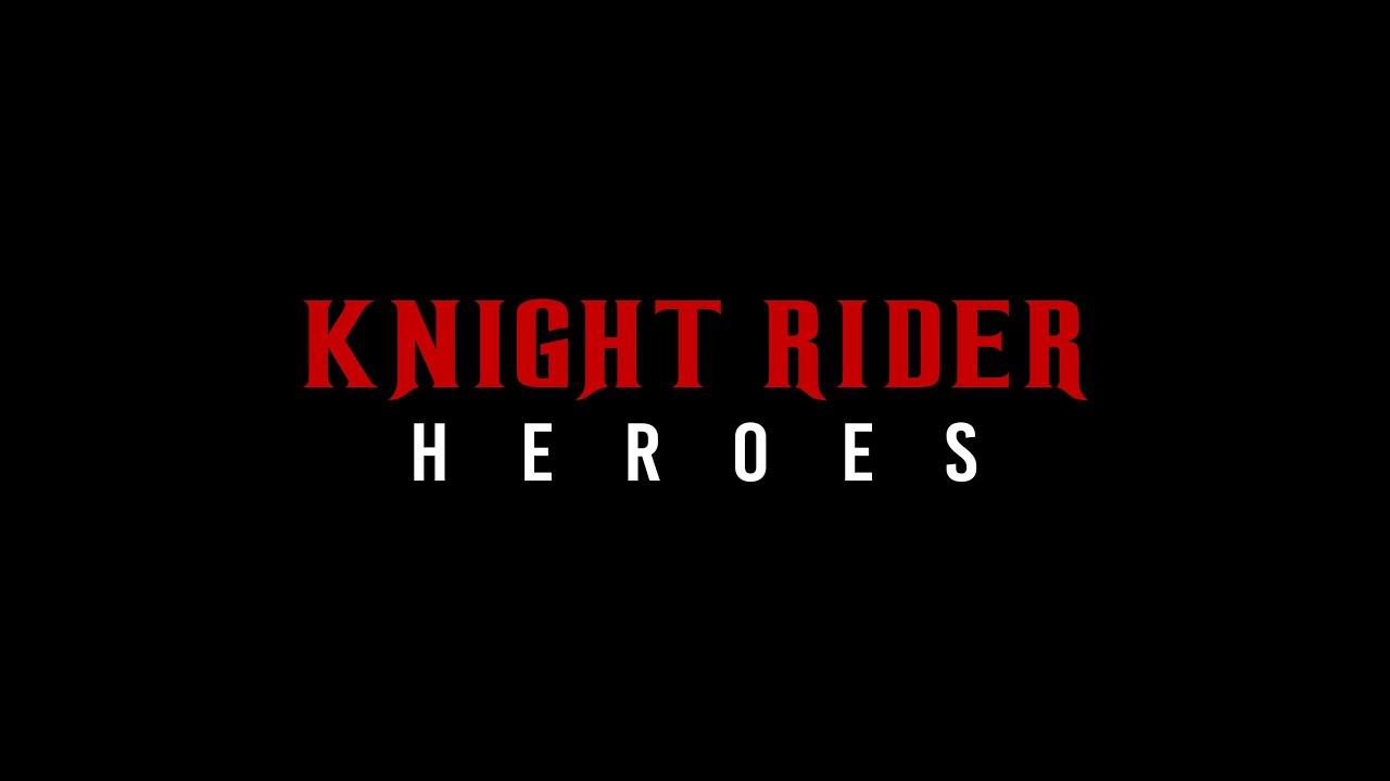 All Car Logo Wallpaper Knight Rider Heroes Official Trailer David Hasselhoff
