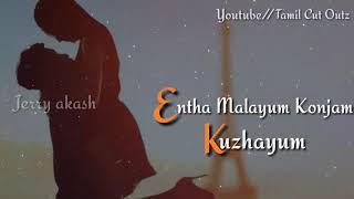 En kaadhalae || duet ||ar rahuman || prabu || lovely lyrics new  whatsapp status