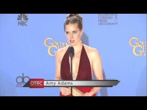 Golden Globes 2014   winners include 'American Hustle,' Jennifer Lawrence