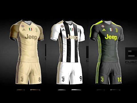 6534732e03d JUVENTUS Kit 18 19 Session