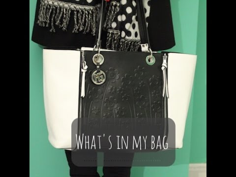 What's In My Bag || Versione Lavoro