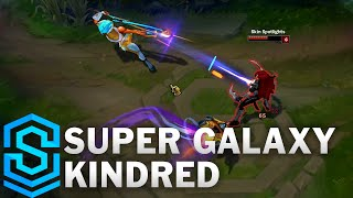 Super Galaxy Kindred Skin Spotlight - League of Legends