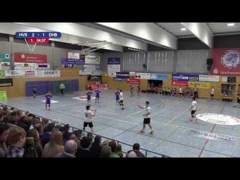 2. Halbfinale HV Saar vs. DHB-Team
