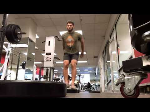 Jumping at the Gym: Danny's Urban Training Journal