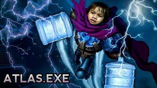 ATLAS.EXE - KANG GALON BERULAH LAGI