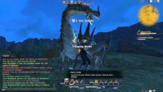 Final Fantasy XIV Sandskin Peiste