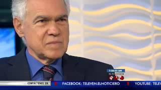 La Entrevista El Noticiero Televen - Amalio Belmonte - 21-07-2017