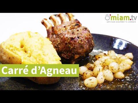 recette-du-carré-d'agneau-aux-5-Épices---simple-&-rapide