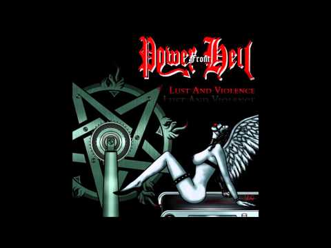 Power From Hell - The Metal Is Sick But Never Die