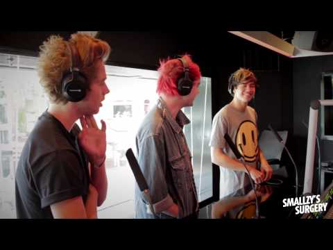 One Direction throw shade at 5SOS and their reaction is epic!