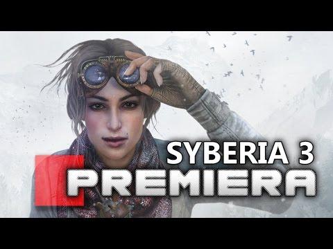 SYBERIA 3 - PREMIERA
