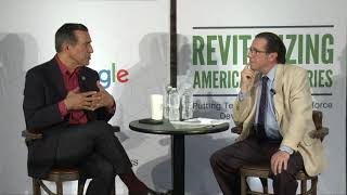 Darrell Issa - The Agenda on Patent Reform