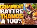 🔥 COMMENT BATTRE THANOS A 100% sur FORTNITE (no fake) ► Top1 0 Kill BattleRoyale Skybase