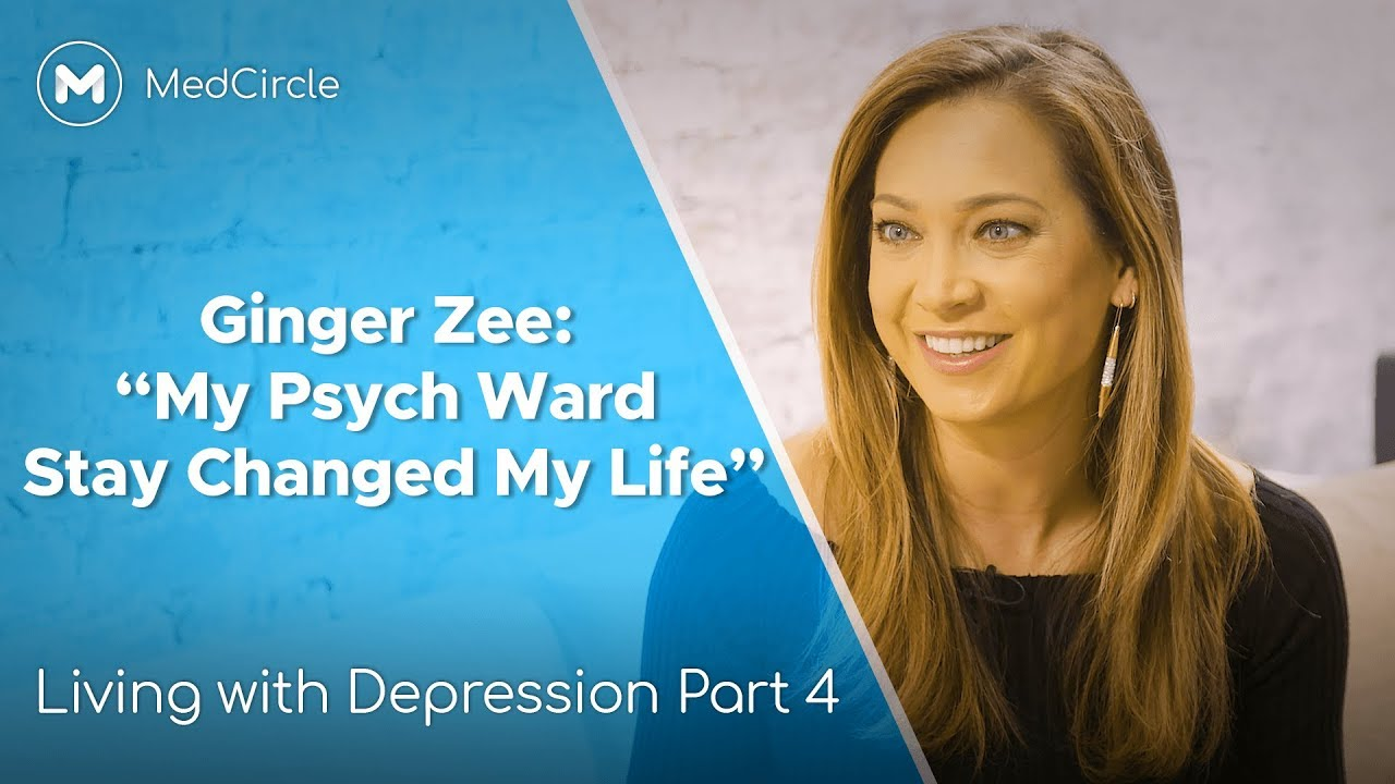 How a Mental Hospital Changed Ginger Zee's Life