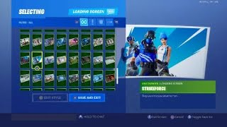 NEW FREE ITEMS IN FORTNITE BATTLE ROYALE