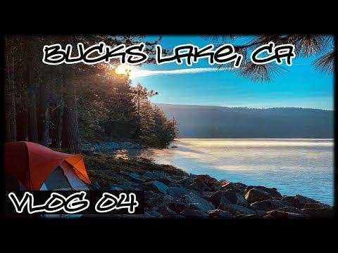 HUGE FISH CAUGHT AT BUCKS LAKE CALIFORNIA!   CAMPING AND FISHING   BTS