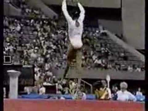 Betty Okino - 1992 Olympics Team Compulsories - Floor Exercise streaming vf