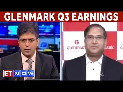 Glenmark Q3 Earnings