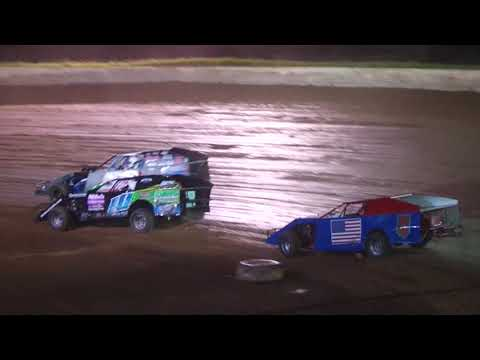 Skyline Speedway Sport Modified Feature 9-29-2018
