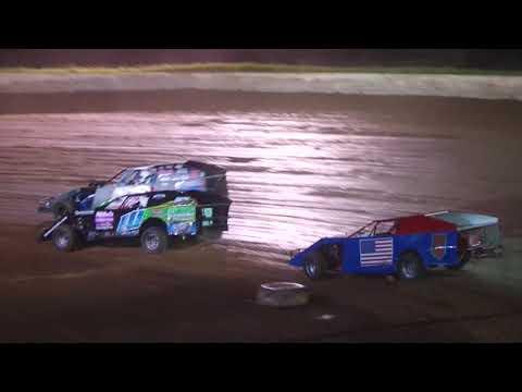 Skyline Speedway Sport Modified Feature 9-29-2018
